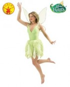Tinker Bell Adult Costume Large
