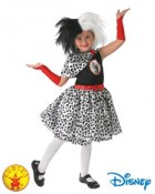 101 Dalmatians Cruella de Vil Child Costume
