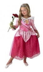 Sleeping Beauty Aurora Shimmer Child Costume Small