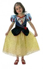 Snow White Shimmer Child Costume Small