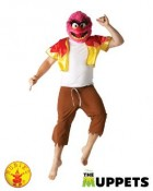 The Muppets Animal Adult Costume Standard
