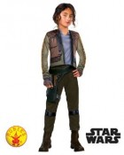 Star Wars Rogue One Jyn Erso Deluxe Child Costume Medium 6-8