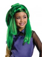 Monster High Jinafire Child Girl's Girl's Costume Wig