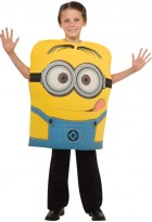 Despicable Me 2 Minion Dave Child Costume Small
