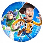 Toy Story 3 Luncheon Plates