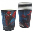 Spider-Man Paper Cups Pack of 8
