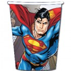 Superman Paper Cups Pack of 8
