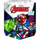 The Avengers Jumbo Sticker Book