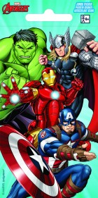 The Avengers Jumbo Stickers Pack of 24