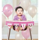 Minnie Mouse Fun to Be One 1st Birthday High Chair Kit