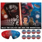 Star Wars Episode VII The Force Awakens Party Game