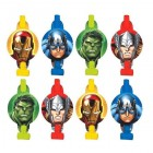 The Avengers Cardboard Blowouts Pack of 8