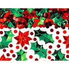 Christmas Traditional Mix Confetti Value Pack 70g