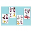 Minnie Mouse & Friends Tattoos Pack of 16