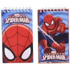 Spider-Man Notepad Favors Pack of 12