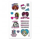 Monster High Tattoos Pack of 16