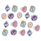 My Little Pony Jewel Rings Pack of 18