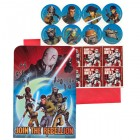 Star Wars Rebels Postcard Invitations Pack of 8