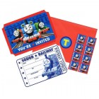 Thomas the Tank Engine & Friends Invitations Pack of 8