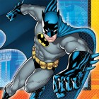 Batman 2 Ply Luncheon Napkins Pack of 16