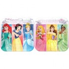 Disney Princesses Square Paper Luncheon Plates Pack of 8