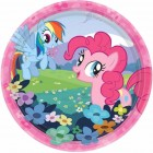 My Little Pony Luncheon Paper Plates 18cm Pack of 8
