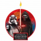 Star Wars Episode 7 The Force Awakens Birthday Candle