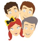 The Wiggles Masks Pack Of 8