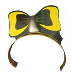 The Wiggles Emma Cardboard Foil Bow Headbands Pack of 8