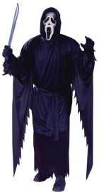 Scream Ghostface Plus Size Adult Costume