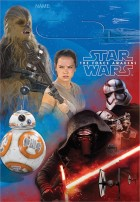 Star Wars Episode VII The Force Awakens Loot Bags Pack of 8