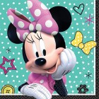 Minnie Mouse Happy Helpers Beverage Napkins Pack of 16