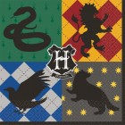 Harry Potter Lunch Napkins Pack of 16