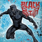 Black Panther Lunch Napkins Pack of 16