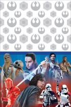 Star Wars Episode VIII The Last Jedi Tablecover