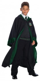 Harry Potter Slytherin Deluxe Child Costume Set
