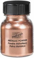 Mehron Metallic Powder Adult Theatrical Stage Makeup Costume Accessory Various Colours