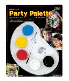 Mehron Fantasy FX Party Palette Face Paint Halloween Makeup Costume Accessory