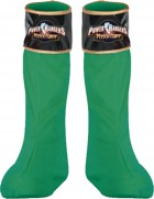Power Rangers Mystic Force Green Ranger Child's Boot Covers Costume