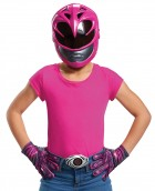 Power Rangers 2017 Pink Ranger Child Costume Accessory Kit