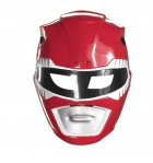 Power Rangers Red Ranger Vacuform Adult Mask