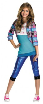 Shake It Up Cece Classic Child Girl's Costume