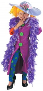 Totally Angelica Child Girl's Costume 4-6X