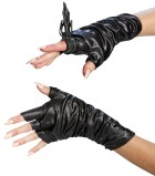 Maleficent Disney Villain Gloves and Ring Adult Costume Accessory Kit