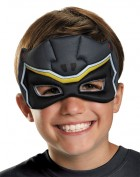Power Rangers Black Ranger Dino Charge Puffy Child Mask