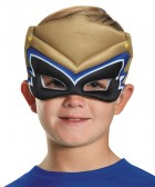 Power Rangers Gold Ranger Dino Charge Puffy Child Mask