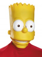 The Simpsons Bart Adult Mask