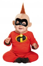 The Incredibles Jack Jack Deluxe Infant Costume