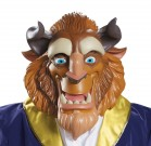 Beauty and the Beast - Beast Deluxe Adult Mask