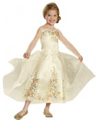 Cinderella Movie Wedding Dress Toddler / Child Costume